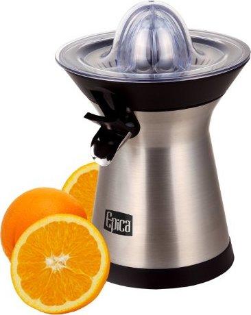 Epica Powerful Stainless Steel Whisper-quiet Citrus Juicer-70 Watt