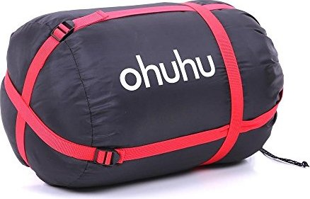 "Ohuhu® 86""x 59"" Huge Double Sleeping Bag with"