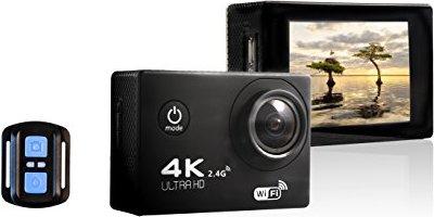 4K Ultra HD Sports Action Camera WIFI 16MP